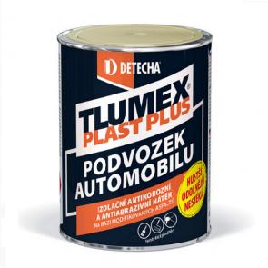 DETECHA TLUMEX PLAST Plus 2kg černý