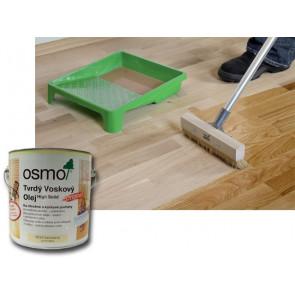 OSMO Tvrdý voskový olej Original 3032 2,5 l bezbarvý-hedvábný polomat