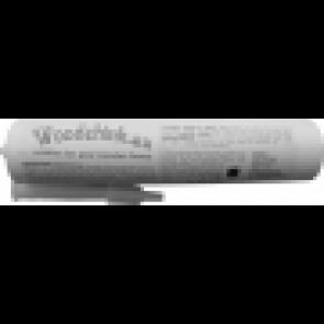 Srubařský tmel - Woodchink 600ml - č. 111- vhodný pro tmelení spár srubů a roubenek,  vytěsnění prasklin v trámech