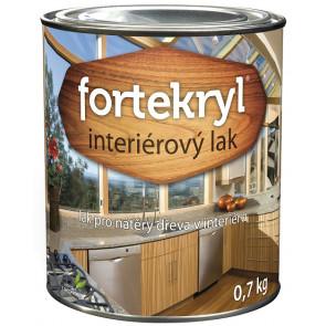 FORTEKRYL interiérový lak 4 kg lesk