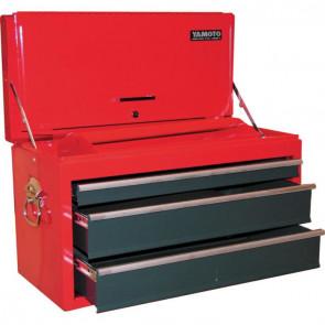 Profesionální box na nářadí přenosný se 3 zásuvkami 668 x 316 x 386 mm
