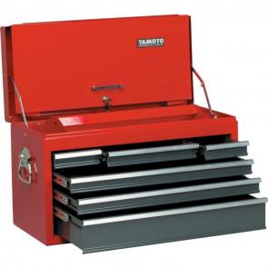 Profesionálne box na náradie prenosný so 6 zásuvkami 668 x 316 x 386 mm