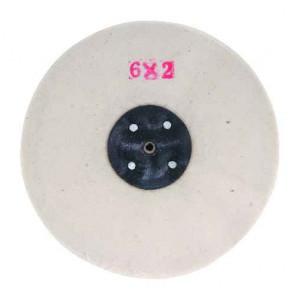 Kotúč leštiaci 150x25mm veľmi mäkký