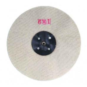Leštiaci kotúč 150x25 mm stredné
