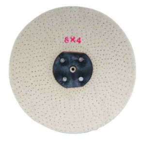 Leštiaci kotúč 200 x 50 mm - neupravený Sisal
