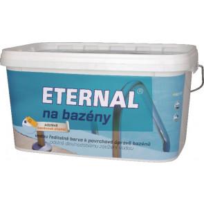 ETERNAL na bazény 5 kg sv.modrá