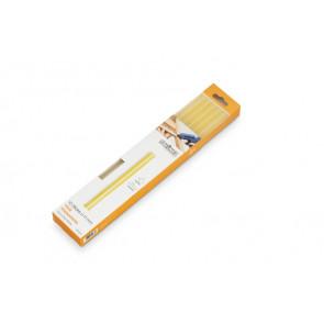 STEINEL ŽLUTÉ Lepící tyčinky na dřevo 11mm/250 g