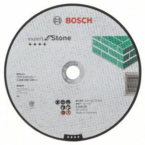Bosch Dělicí kotouč rovný Expert for Stone C 24 R BF, 230 mm, 3,0 mm